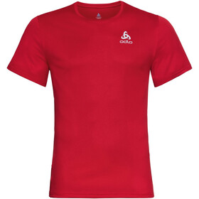 Odlo Essential Light T-Shirt S/S Crew Neck Men, chinese red